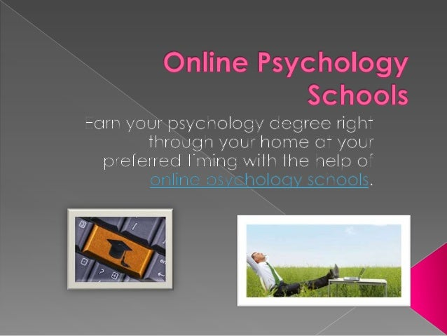 By enrolling into bachelors degree in psychology,    you will be earning a lot of marketable skills           useful in th...