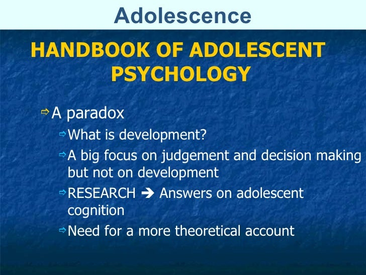 Psychology Class 5