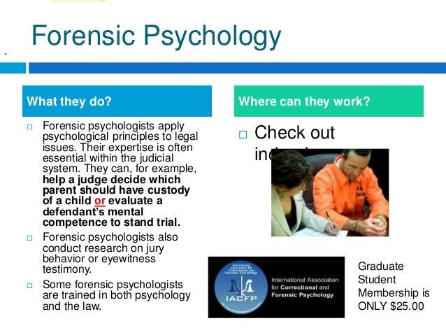 jobs psychology majors essay