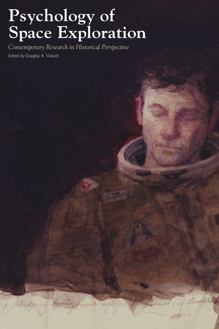 Sicología de la Exploración Espacial - Psychology of Space Exploration sp441