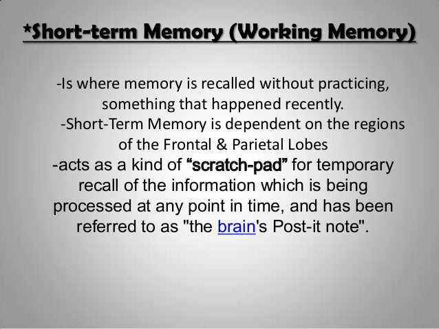 short essay about human memory Stages of memory - information processing begins in sensory memory, moves to short-term memory, and eventually moves into long-term memory  maximizing human.