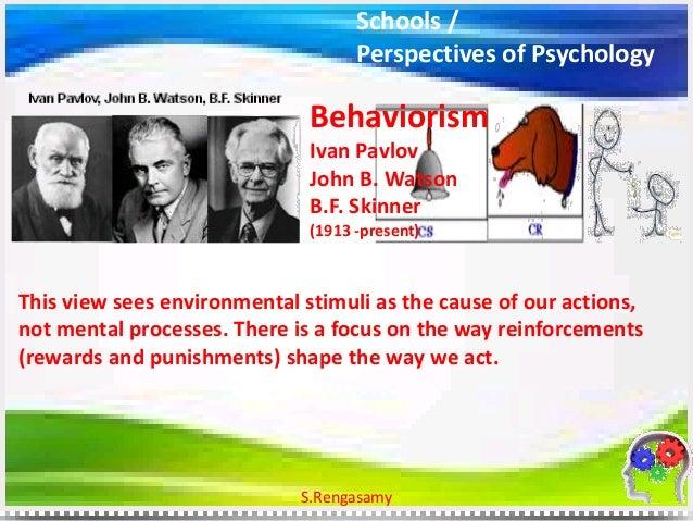 john broadus watson theory of behaviorism essay