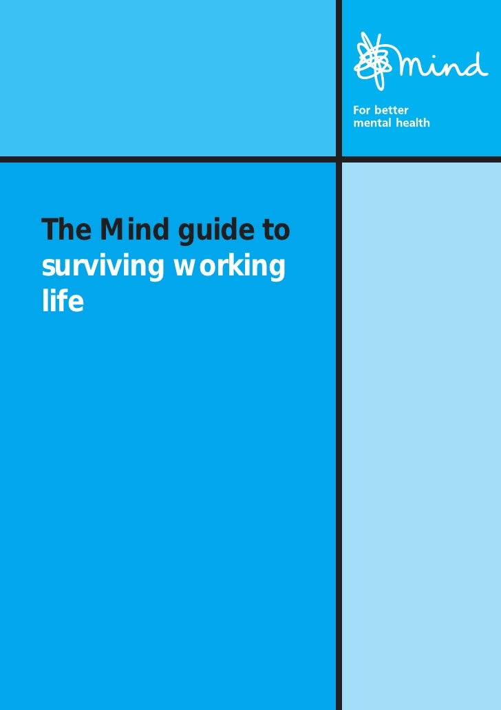 The Mind guide to surviving working life