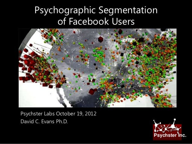 Psychster Labs: Facebook User Types, a Psychographic Segmentation