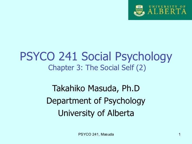Psyco241 ch3(2)social self2012wclass