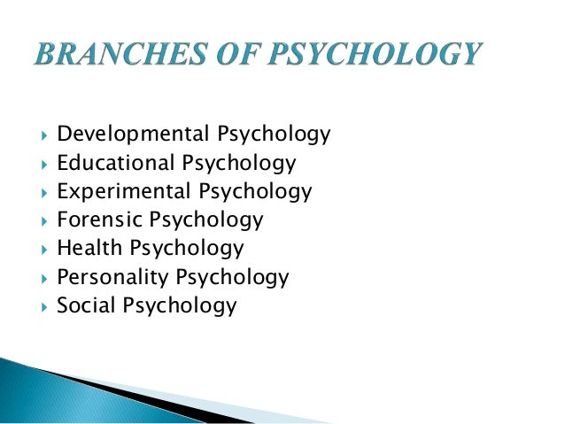 scope of experimental psychology Social psychology is the study of how people's thoughts, feelings, and behaviors are influenced by the actual journal of experimental social psychology.