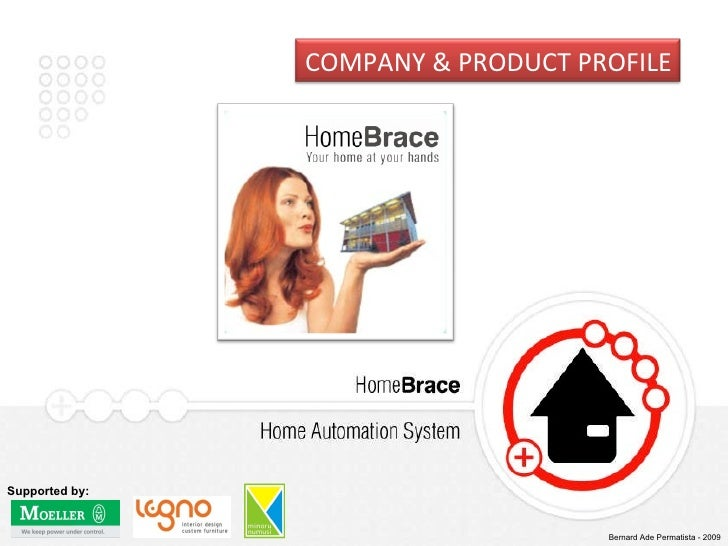 Pt. homebrace indonesia company and product profile