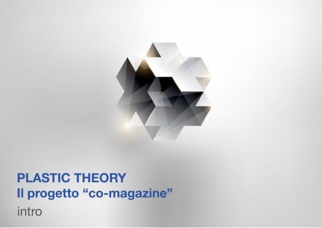 Plastic Theory: il numero zero