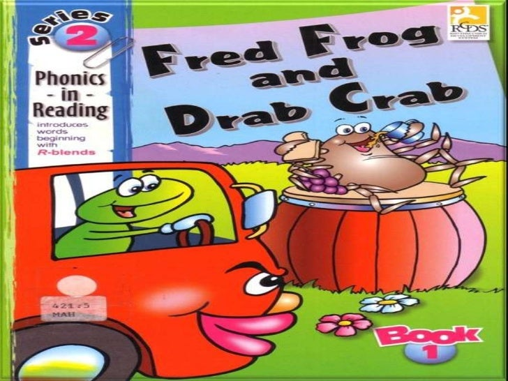 Fred Frog and Drab Crab are good friends.They always play together.They always help each other.