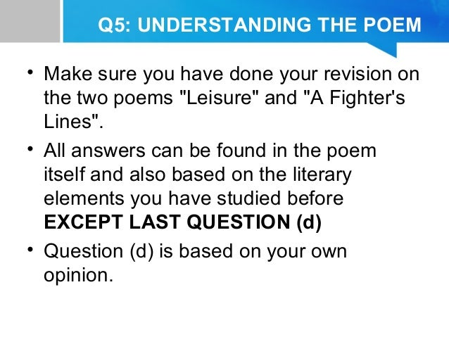 English essay problem. Help me understand the Q!?