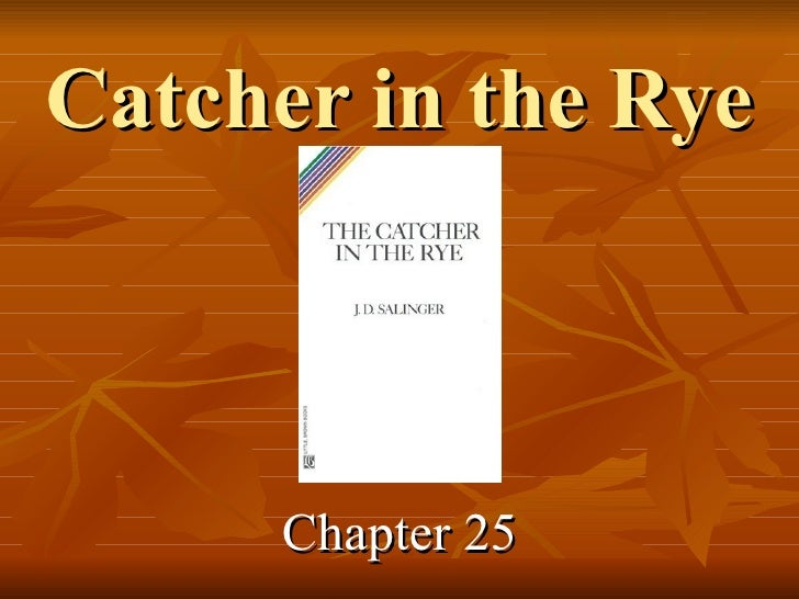 cather rye summary chapters 1 8 Catcher in the rye chapters 4 - 7 summary - catcher in the rye by jd salinger chapters 4 - 7 summary and analysis.