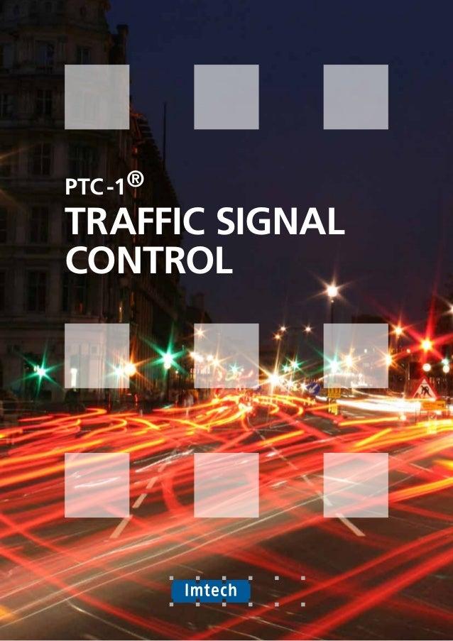 Peek Traffic Controller PTC 1