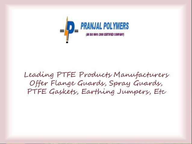 Ptfe flange guards manufacturers maharashtra
