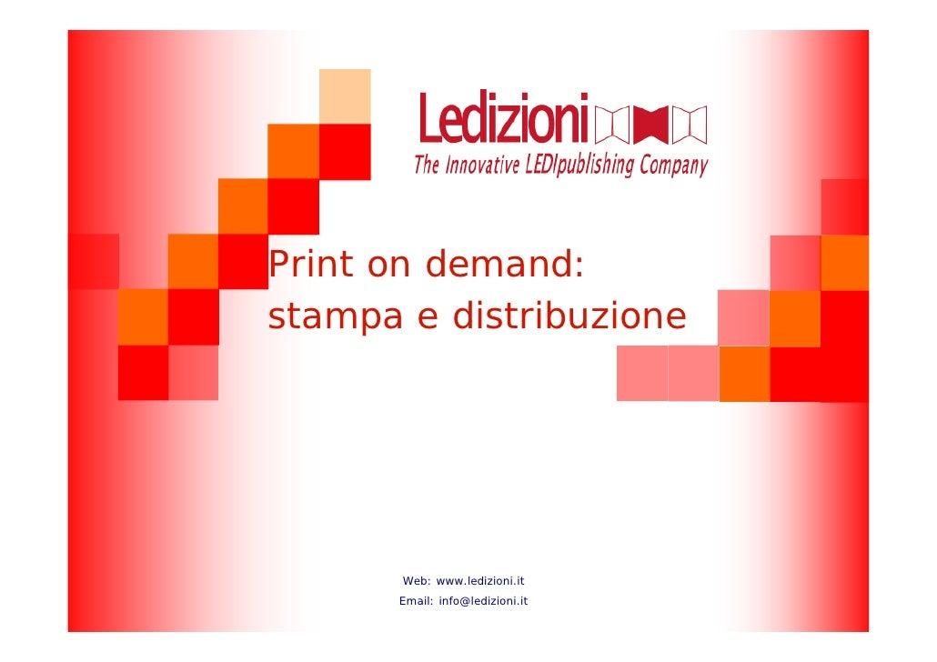 Print on demand: stampa e distribuzione            Web: www.ledizioni.it       Email: info@ledizioni.it