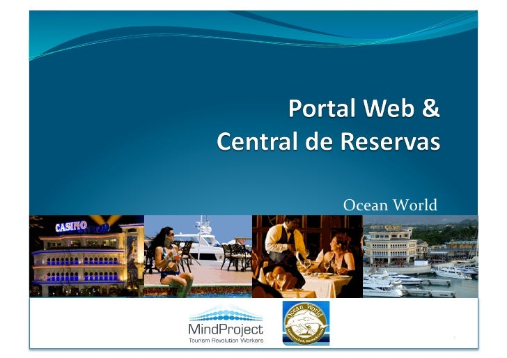 PROYECTO<br />Puerto Plata Central Reservas<br />