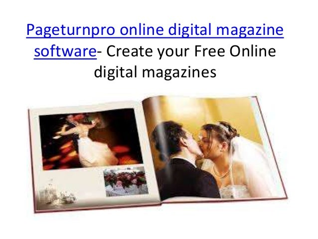 Pageturnpro online magazine software create your free for Create a program online