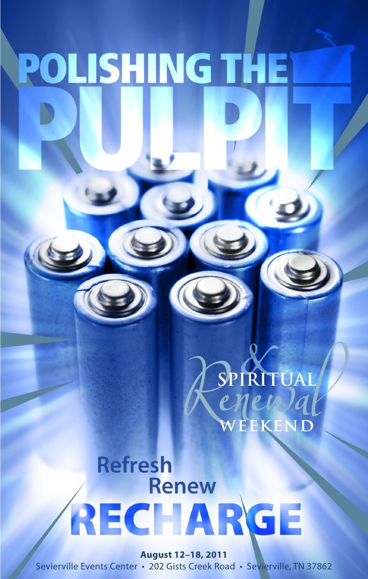SPIRITUAL                                            weekend                          August 12–18, 2011Sevierville Events...