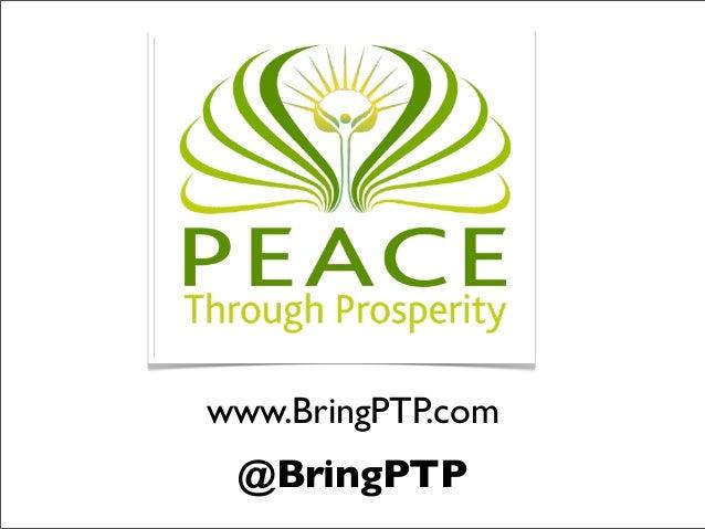 www.BringPTP.com  @BringPTP
