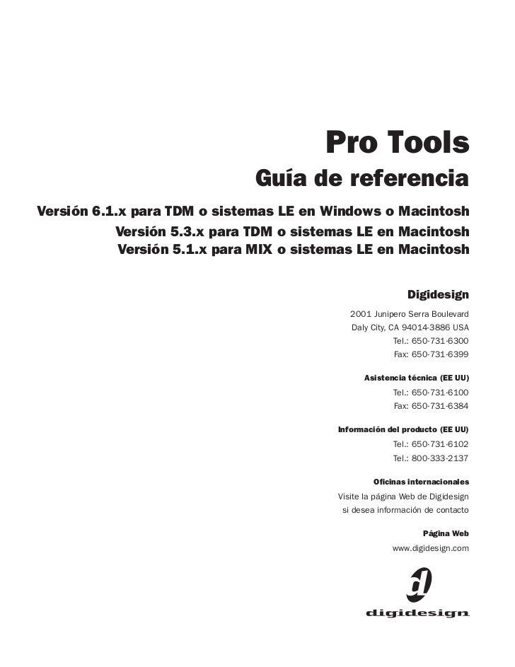 Pt reference guide_es