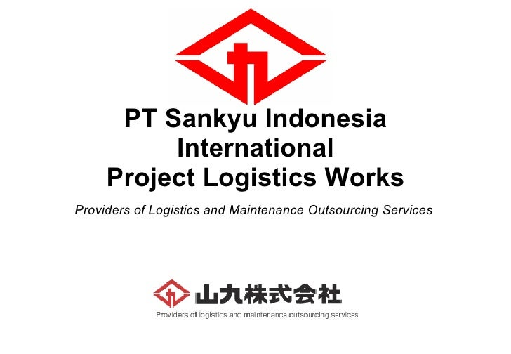 Pt Sankyu Indonesia International
