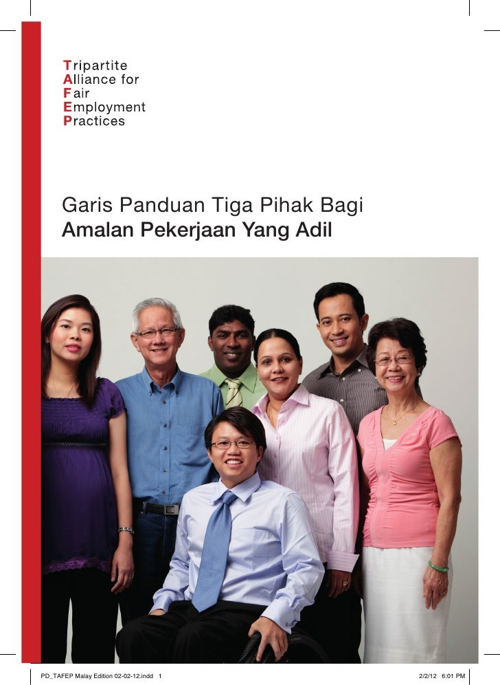Pub - Fair Employment Practice - Malay