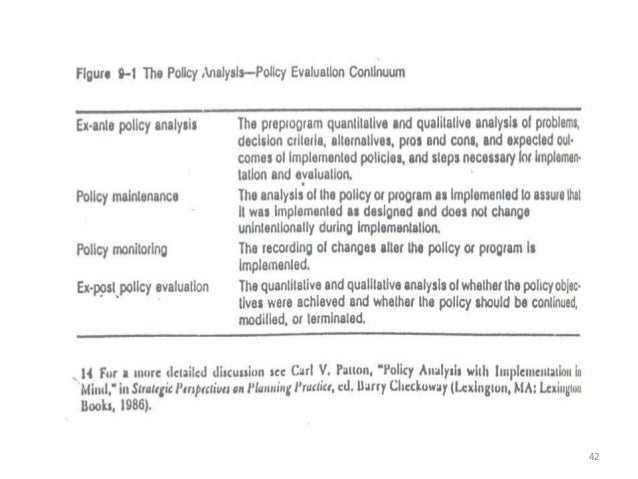 Public Policy&nbspTerm Paper