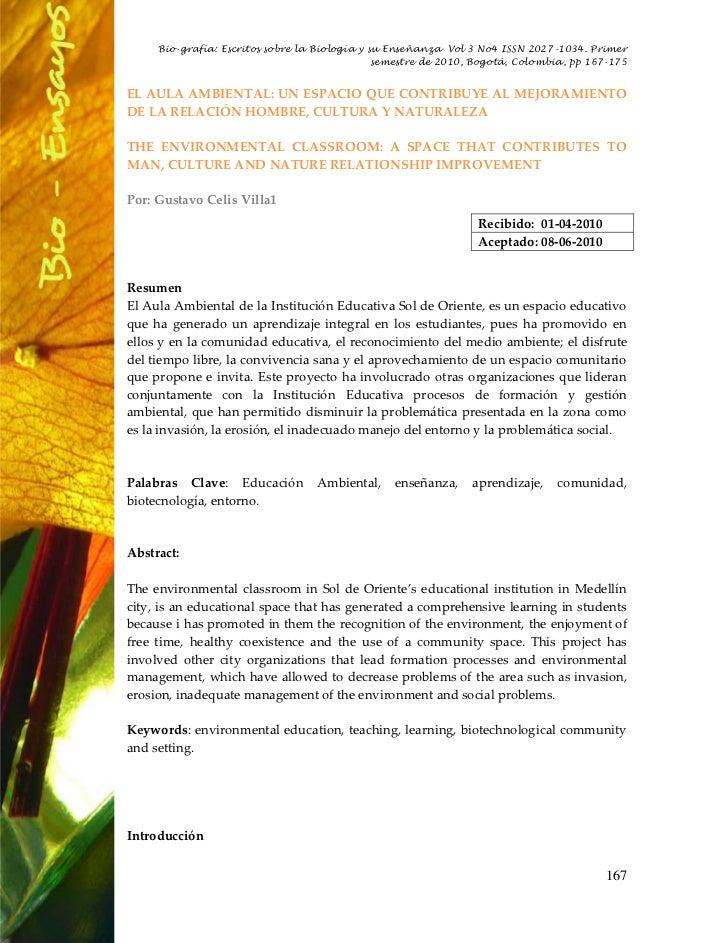Bio-grafía: Escritos sobre la Biología y su Enseñanza Vol 3 No4 ISSN 2027-1034. Primer                                    ...