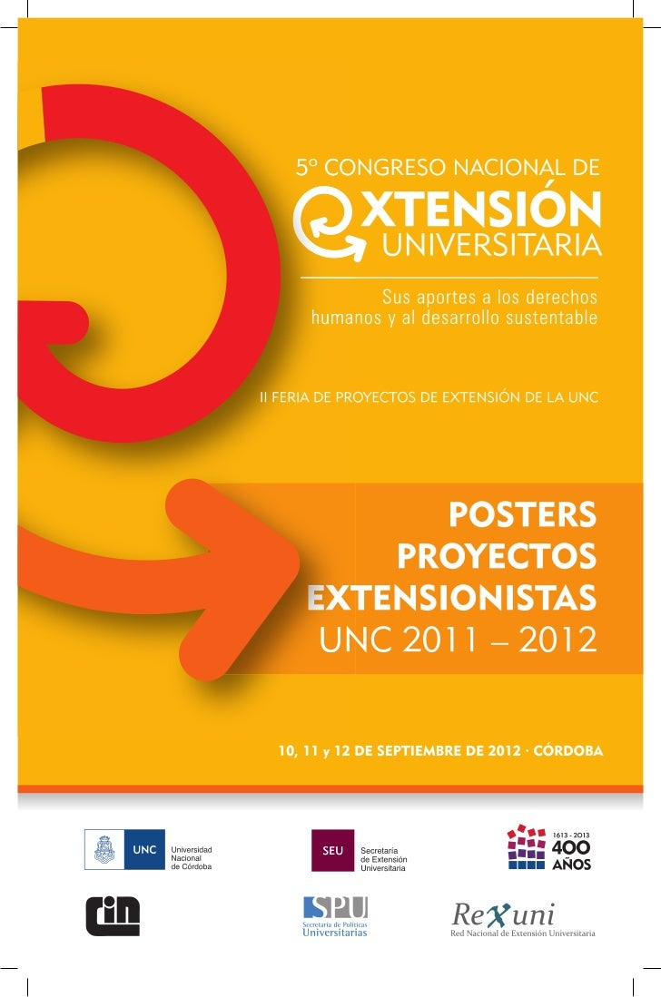 Publicacion de Posters (web)