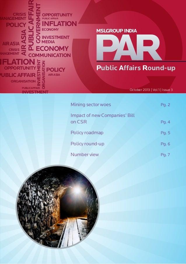 GOVERNMENT  PUBLIC AFFAIR  INFLATION  ECONOMY  MSLGROUP INDIA  INVESTMENT MEDIA  ECONOMY  COMMUNICATION  NFLATION  OPPORTU...