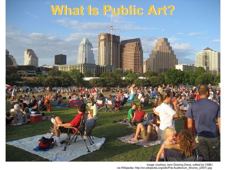 AIPP Public Art Symposium 9/12/09