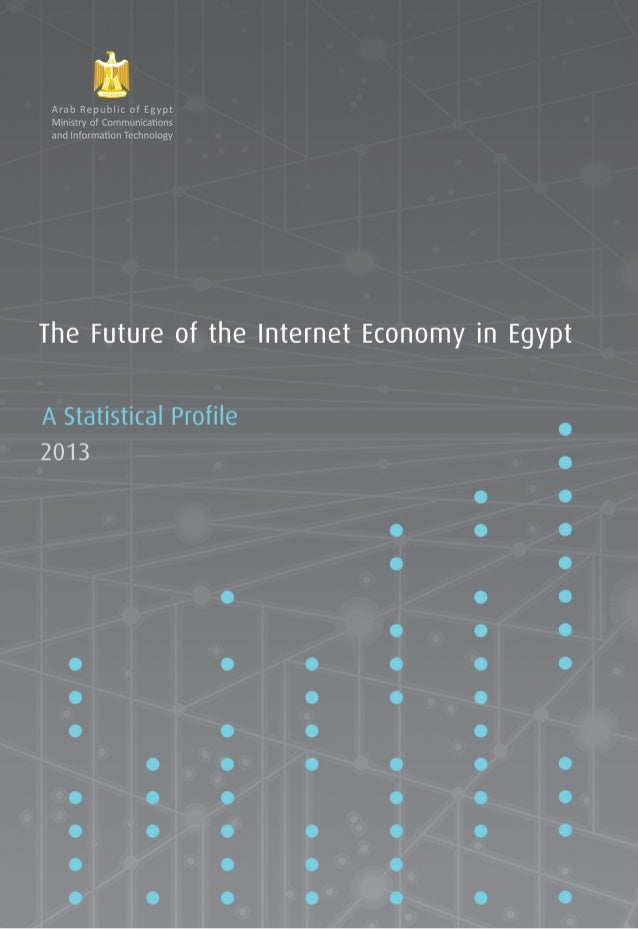 The Future of the Internet Economy Egypt 2014