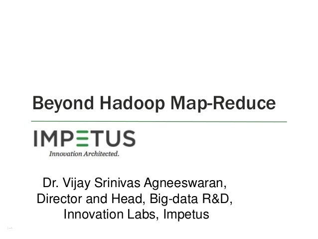 Beyond Hadoop 1.0: A Holistic View of Hadoop YARN, Spark and GraphLab