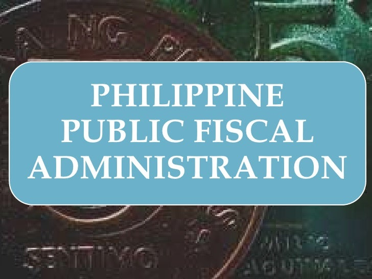 the philippine local fiscal administration in The philippine judicial system: costs can best be decided upon at the local level • activities that have system wide-impact or require system-wide prioritization or administration of justice and submit a report on these to.