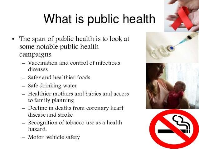 good public health essays
