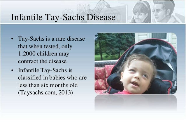 Tay sachs disease in adult really