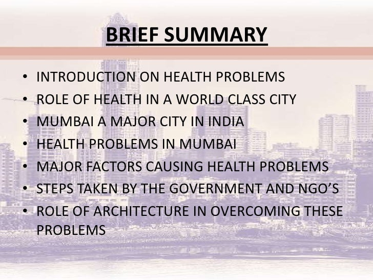 an introduction of mumbai city Mumbai introduction the city of bombay was officially renamed mumbai in  january 1996 the mumbaites believe that this name came from the goddess.