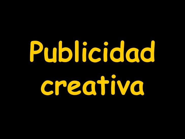 Publicidadcreativa Da Lb