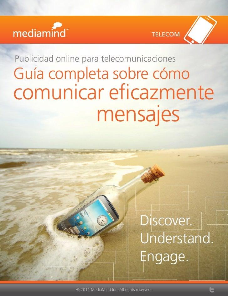 TELECOMPublicidad online para telecomunicacionesGuía completa sobre cómocomunicar eficazmente                          men...