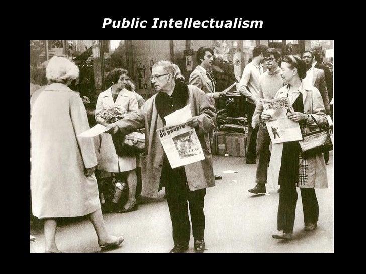 Public Intellectualism