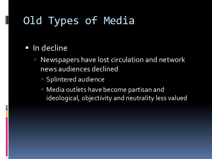 the influence of mass media on public opinion essay