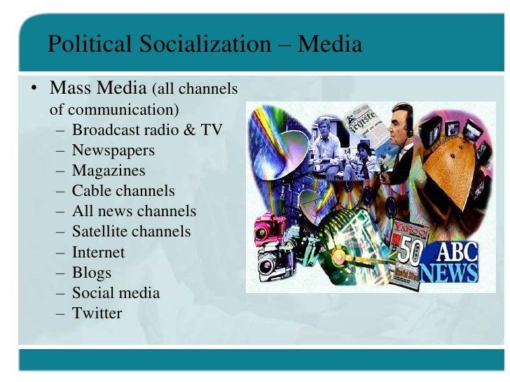 essay for mass media