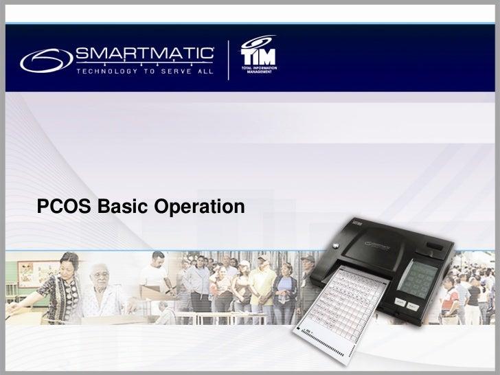 PCOS Basic Operation