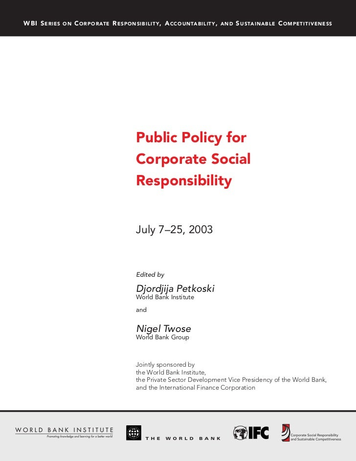 Publicpolicy econference