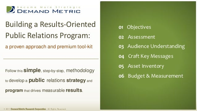 Building a Results-Oriented                                                    01 Executive Summary                       ...