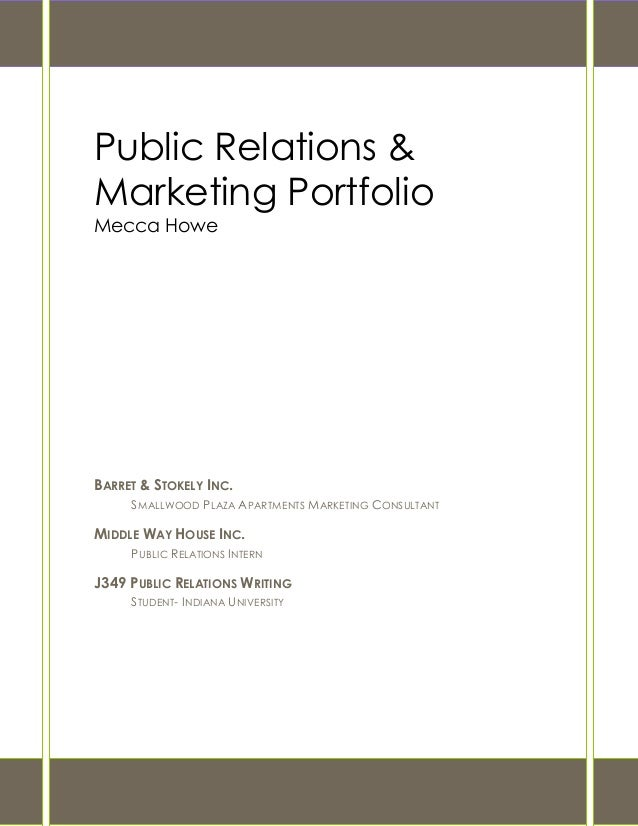 sample resume for public relations officerpublic With pr portfolio template