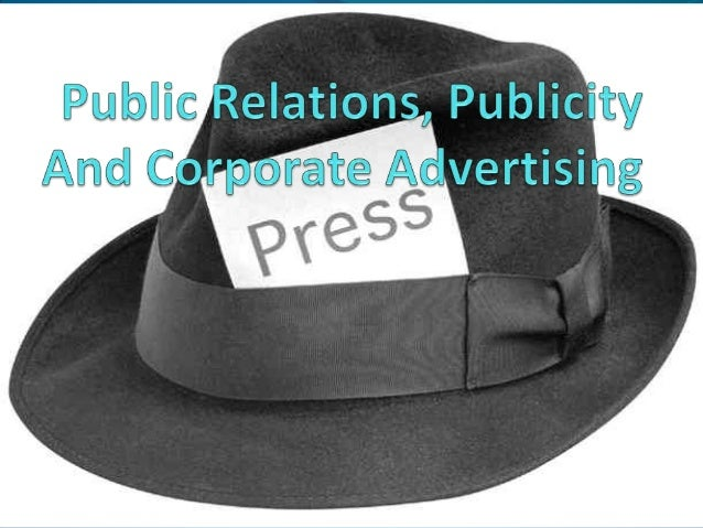 Introduction  In India PR means  To get good write ups about the company or its brand  in the print media.