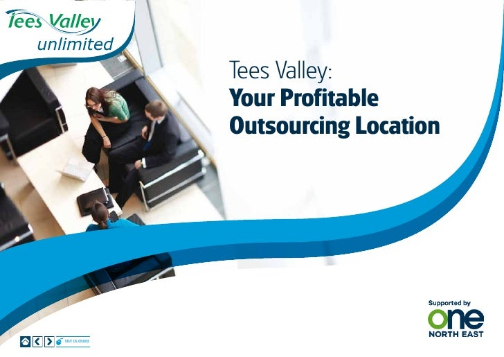 Tees Valley: Your Profitable Outsourcing Location