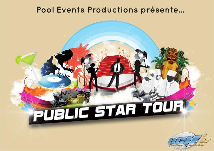 Pool Events Productions présente...