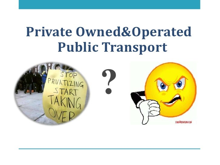 public transportation vs personal transportation essay Public transportation enhances personal opportunities households near public transit drive an average of 4,400 fewer miles than households with no access to public transit public transportation reduces carbon footprint.