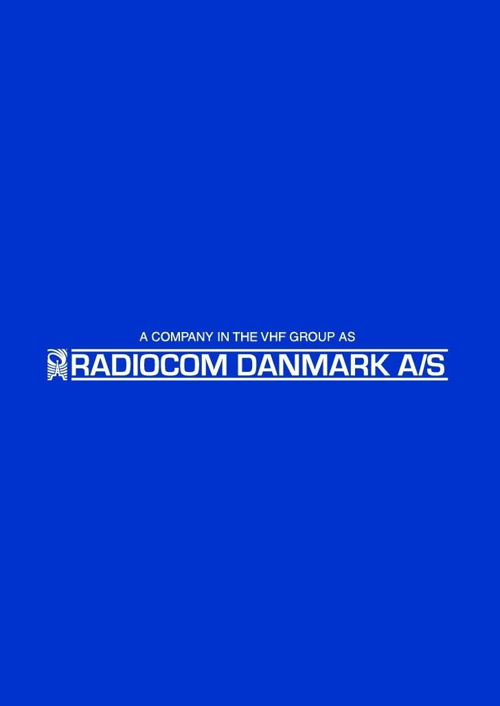 Radiocom profil